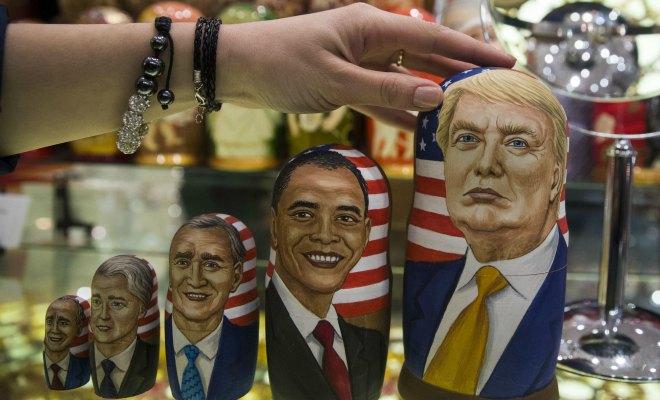 L'élection de Trump est pain béni pour Moscou, Causeur, Novembre 2016.